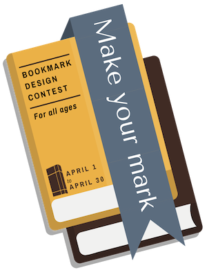 bookmark contest logo