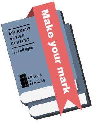 bookmark contest logo